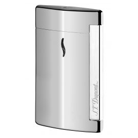 S.T. Dupont 010502 Minijet Lighter Silver