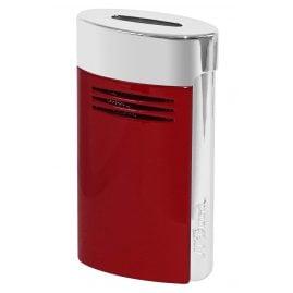 S.T. Dupont 020703 Lighter Megajet Red/Chrome