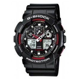 Casio GA-100-1A4ER G-Shock Ana-Digi Herrenuhr
