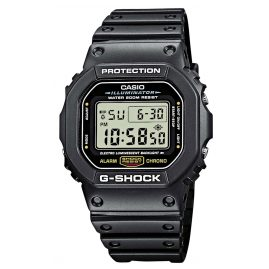 Casio DW-5600E-1VER G-Shock Digitaluhr Timecatcher