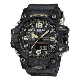 Casio GWG-1000-1AER G-Shock Mudmaster Triple-Sensor Uhr