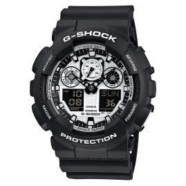 Casio GA-100BW-1AER G-Shock Herren-Armbanduhr