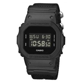 Casio DW-5600BBN-1ER G-Shock Digitaluhr Schwarz