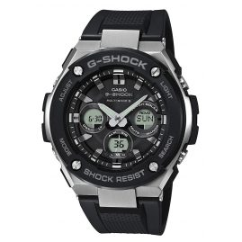 Casio GST-W300-1AER G-Shock Steel RC Solar Watch