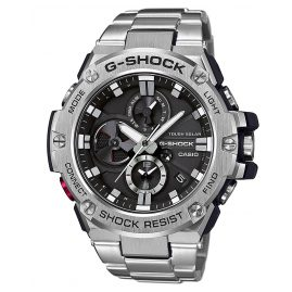 Casio GST-B100D-1AER G-Shock G-Steel Bluetooth Solar Herrenuhr