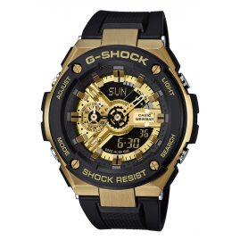 Casio GST-400G-1A9ER G-Shock Herrenarmbanduhr G-Steel