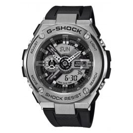 Casio GST-410-1AER G-Shock Mens Chronograph G-Steel