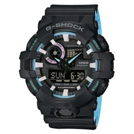 Casio GA-700PC-1AER G-Shock AnaDigi Herrenuhr