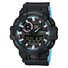 Casio GA-700PC-1AER G-Shock AnaDigi Herrenuhr