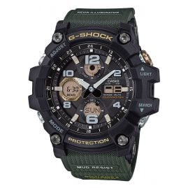 Casio GWG-100-1A3ER G-Shock Mudmaster RC Solar Mens Watch