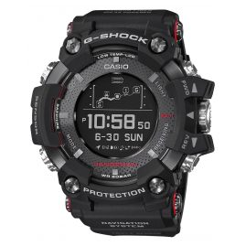 Casio GPR-B1000-1ER G-Shock Rangeman Mens Watch Bluetooth GPS Navigation