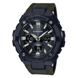 Casio GST-W130BC-1A3ER G-Shock AnaDigi Solar Radio-Controlled Men's Watch