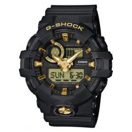 Casio GA-710B-1A9ER G-Shock AnaDigi Herrenuhr