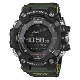 Casio GPR-B1000-1BER G-Shock Rangeman Mens Watch Bluetooth GPS Navigation
