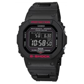 Casio GW-B5600HR-1ER G-Shock Digitale Funk-Solar-Herrenuhr