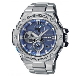 Casio GST-B100D-2AER G-Shock G-Steel Solar-Herrenuhr mit Bluetooth