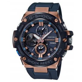 Casio GST-B100G-2AER G-Shock G-Steel Solar-Herrenuhr mit Bluetooth