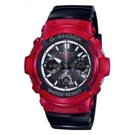 Casio AWG-M100SRB-4AER G-Shock Funk-Solar-Armbanduhr