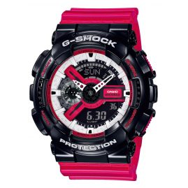 Casio GA-110RB-1AER G-Shock Wristwatch with Digital and Analogue Display