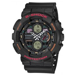Casio GA-140-1A4ER G-Shock Herren-Armbanduhr