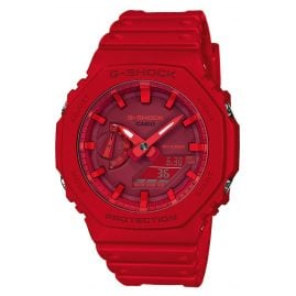 Casio GA-2100-4AER G-Shock Ana-Digi Men's Watch Red
