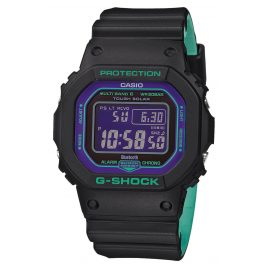 Casio GW-B5600BL-1ER G-Shock Radio-Controlled Solar Digital Watch The Origin