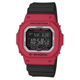 Casio GW-M5610RB-4ER G-Shock Funk-Solar-Digitaluhr The Origin
