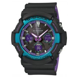 Casio GAW-100BL-1AER G-Shock Solar Radio-Controlled Men's Watch
