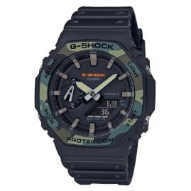 Casio GA-2100SU-1AER G-Shock Ana-Digi Men's Watch Camouflage