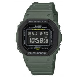 Casio DW-5610SU-3ER G-Shock The Origin Digital Watch Olive-Green