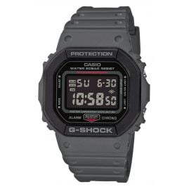 Casio DW-5610SU-8ER G-Shock The Origin Digitaluhr Grau