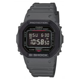 Casio DW-5610SU-8ER G-Shock The Origin Digital Watch Grey