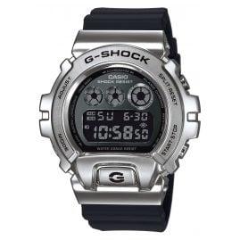 Casio GM-6900-1ER G-Shock Classic Digital Herrenuhr Silber/Schwarz