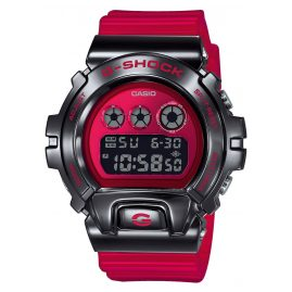 Casio GM-6900B-4ER G-Shock Classic Men's Digital Watch Red/Black