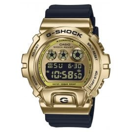 Casio GM-6900G-9ER G-Shock Classic Digital Herrenuhr Gold/Schwarz