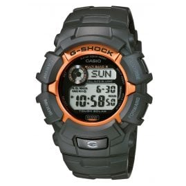 Casio GW-2320SF-1B4ER G-Shock Classic Digital Solar-Funkuhr Schwarz/Orange