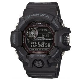 Casio GW-9400-1BER G-Shock Rangeman Digital RC Solar Men's Watch Black