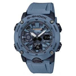 Casio GA-2000SU-2AER G-Shock Ana-Digi Men's Watch Blue