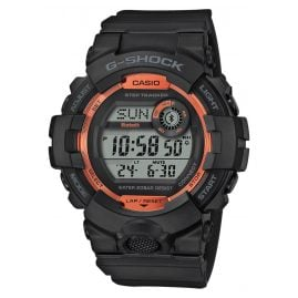 Casio GBD-800SF-1ER G-Shock G-Squad Bluetooth Herrenuhr schwarz / orange