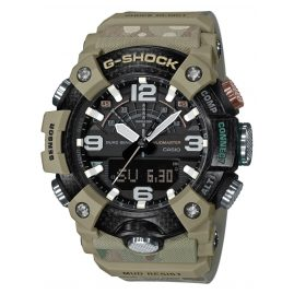 Casio GG-B100BA-1AER G-Shock Mudmaster Bluetooth Men's Watch British Army
