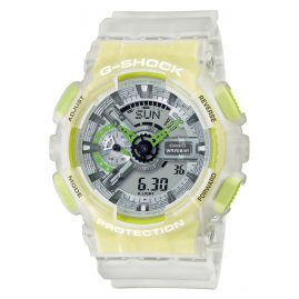 Casio GA-110LS-7AER G-Shock Classic Men's Watch White / Yellow