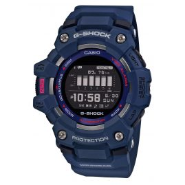 Casio GBD-100-2ER G-Shock G-Squad Bluetooth Digitaluhr Blau