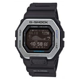 Casio GBX-100-1ER G-Shock Digitaluhr für Surfer Schwarz G-Lide