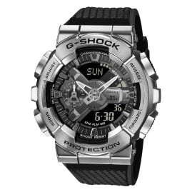 Casio GM-110-1AER G-Shock Classic Men's Watch Steel/Black