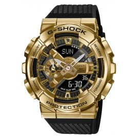 Casio GM-110G-1A9ER G-Shock Men's Watch Gold Tone/Black