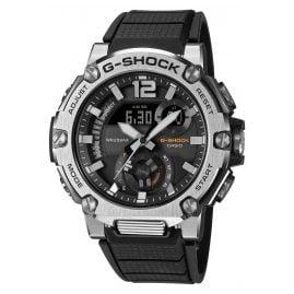 Casio GST-B300S-1AER G-Shock G-Steel Solar Herrenuhr Schwarz
