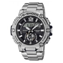 Casio GST-B300SD-1AER G-Shock G-Steel Solar Men's Watch with Bluetooth