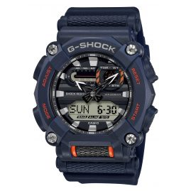 Casio GA-900-2AER G-Shock Herrenuhr Blau