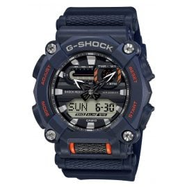 Casio GA-900-2AER G-Shock Men's Watch Blue