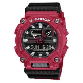 Casio GA-900-4AER G-Shock Men's Watch Red/black